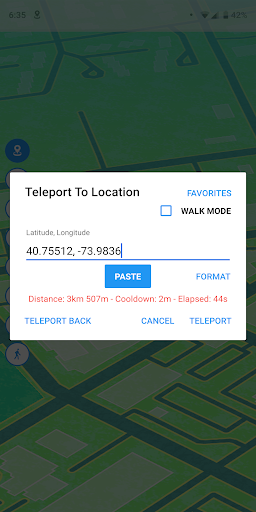 Fake GPS Location - GPS JoyStick 4.3 Screenshots 2