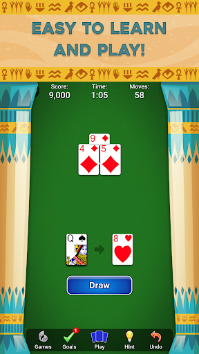 Pyramid Solitaire 3.8.0.2794 screenshots 3