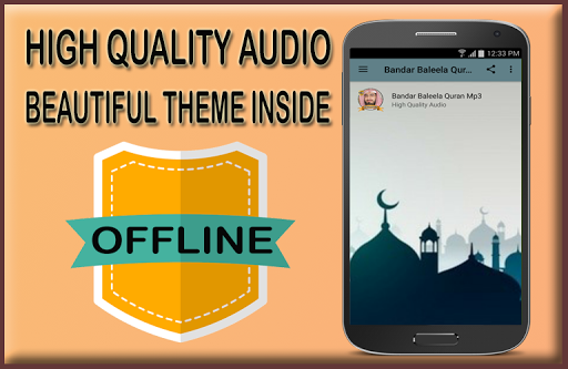 bandar baleela full quran mp3 offline screenshot 2