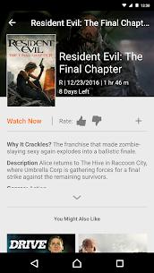 Crackle Free Movies App 4