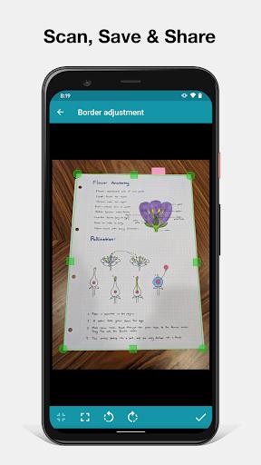 Notebloc: Scanner App - Scan, save & share as PDF 4.1.3 Screenshots 2