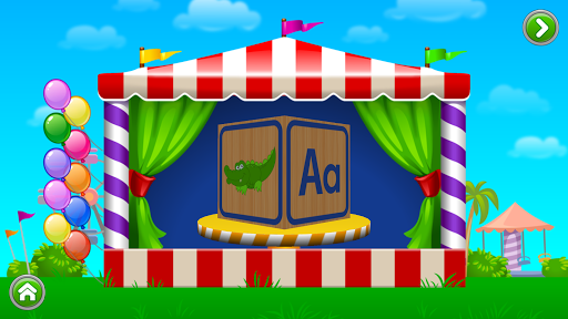 Learn Letter Sounds with Carnival Kids  screenshots 1
