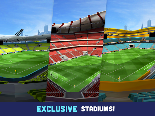 Mini Football - Mobile Soccer 1.1.1 screenshots 13