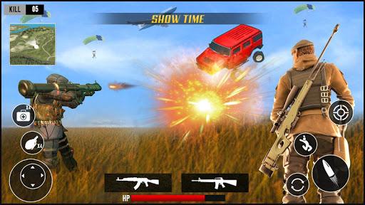 Fire Battleground squad survival: Shooting Games apkdebit screenshots 4
