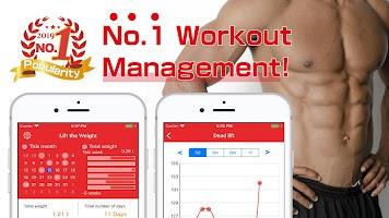 Gym get-fit workout Schedule