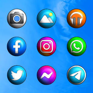 Pixly 3D – Icon Pack Apk 2.5.1 (Patched) 4