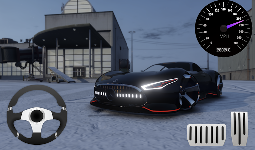 Drive Mercedes Benz Vision Parking 11.1 screenshots 3