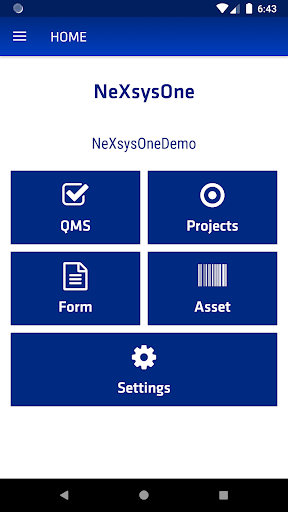 QMS - Newroz Telecom 1.1.0 Screenshots 1