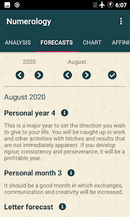 Numerology 19 - Theme, future and compatibility Screenshot