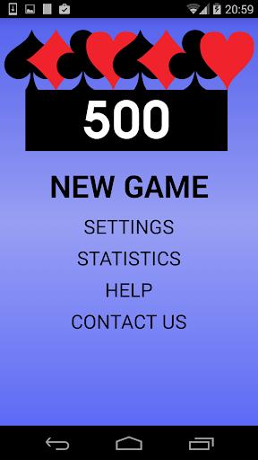 five hundred screenshot 1