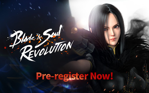 Blade&Soul: Revolution Varies with device screenshots 8