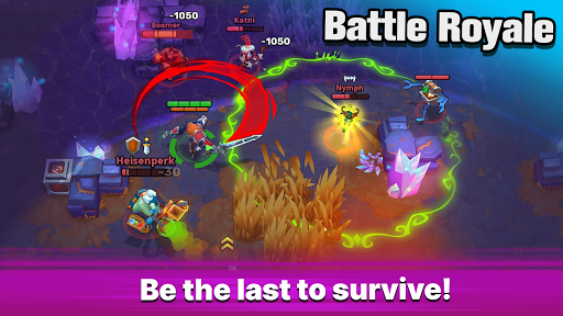 Frayhem - 3v3 Brawl, Battle Royale, MOBA Arena 0.6.0 screenshots 2