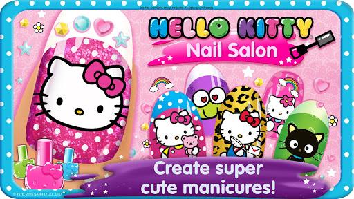 Hello Kitty Nail Salon 1.11 screenshots 1