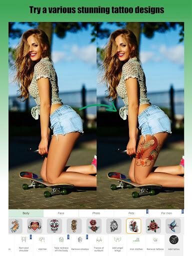 Retouch Me u2013 Body & Face editor. Skinny app  Screenshots 22