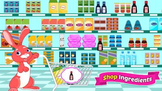 Baking Cupcakes - Cooking Game screenshots 5