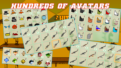 Gun Fight Online:Stick Bros Combat VS Mode  screenshots 5