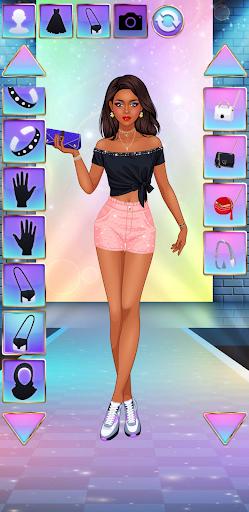 Amigas Fashion Universitu00e1rias - Jogos de Vestir 0.12 screenshots 8
