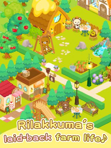 Rilakkuma Farm 3.1.0 screenshots 3