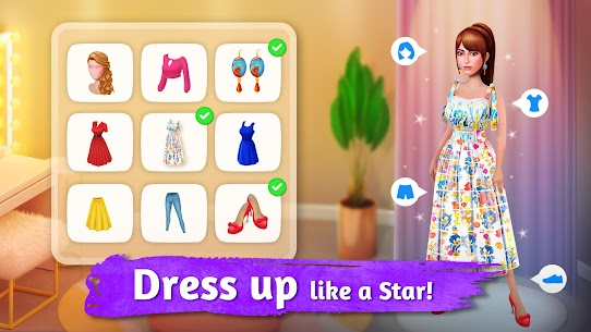 Room Flip™ Zara's Dream MOD APK 1.4.0 (Unlimited Money/Stars) 8