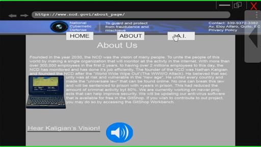 Hacker.exe - Mobile Hacking Simulator Free 1.7.3 Screenshots 22