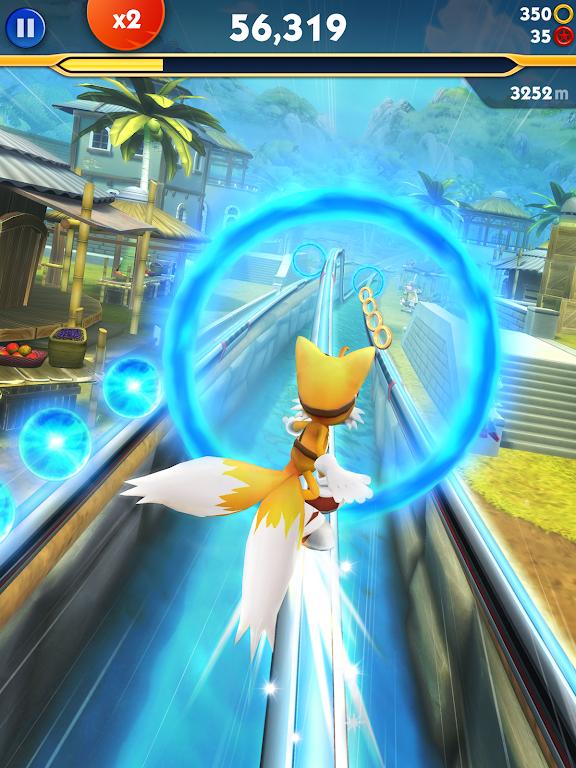 Sonic Dash 2: Sonic Boom poster 9