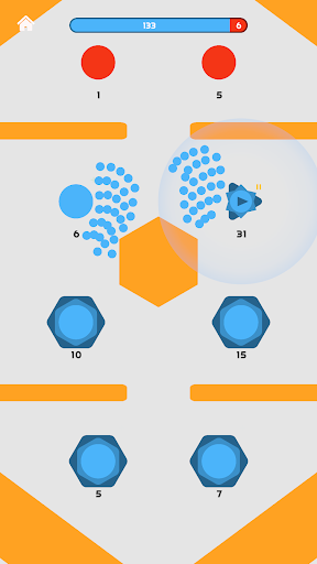 Clash of Dots - 1v1 RTS 0.6.7.1 screenshots 2