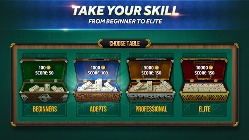 Domino - Dominoes online. Play free Dominos! 2.12.3 Screenshots 17
