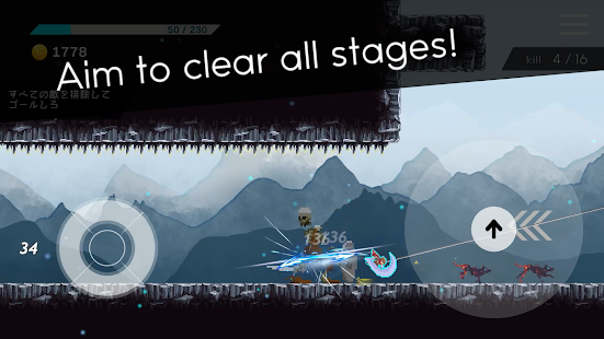 Fly! 3D Maneuver! Exhilarating wire action game 5 APK + Мод (Unlimited money) за Android