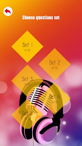 Finish The Lyrics - Free Music Quiz App 3.0.2 Screenshots 2