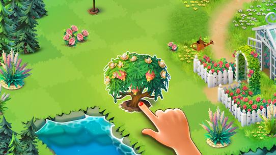 Merge Gardens Mod 1.2.16 Apk [Unlimited Gold/Diamonds] 4