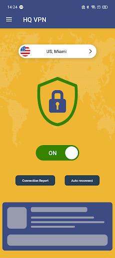 HQ VPN apktram screenshots 1