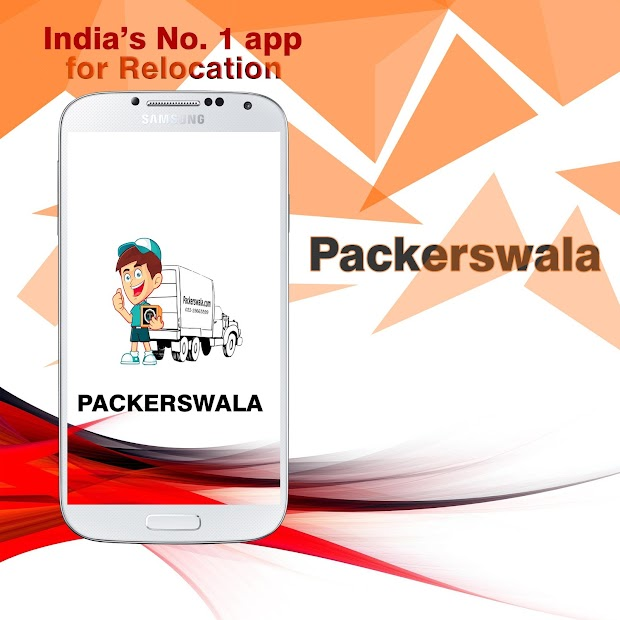 Screenshot 2 de Packerswala - Packers and Movers App para android