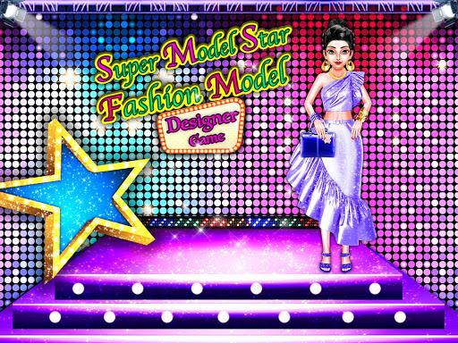 Supermodel Star Fashion Salon 1.4 screenshots 1
