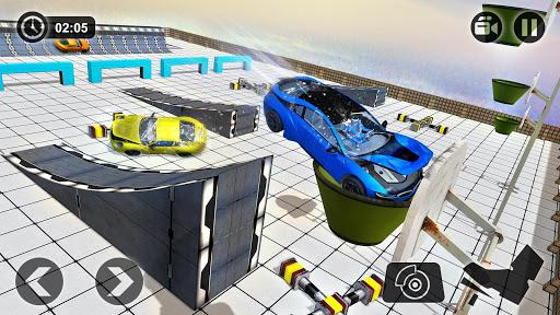 Derby Car Crash Stunts 2.1 Screenshots 9