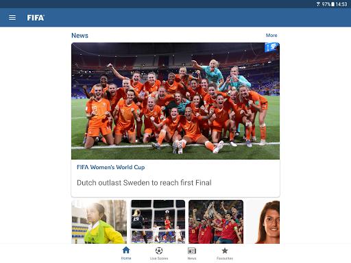 FIFA - Tournaments, Soccer News & Live Scores  Screenshots 6