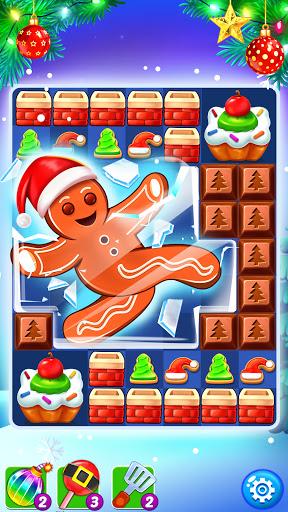 Christmas Cookie - Santa Claus's Match 3 Adventure 3.3.5 screenshots 3