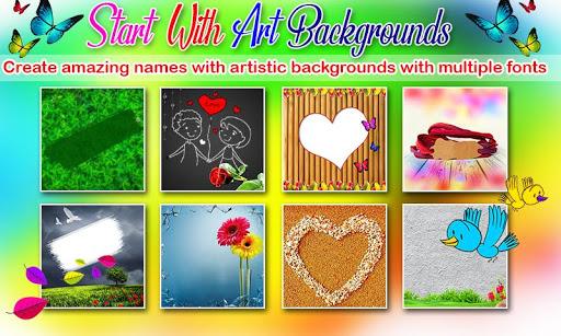 Name Art Photo Editor - 7Arts Focus n Filter 2021  Screenshots 4