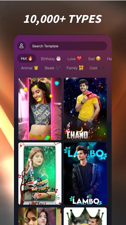 mAst - Video Status Maker App  poster 0