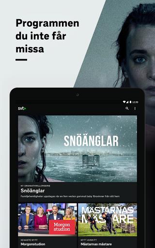 SVT Play apktram screenshots 5