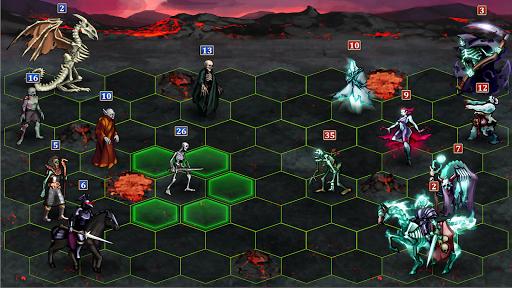 Heroes Magic War  screenshots 12