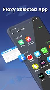 VPN Master - Hotspot VPN Proxy 4.5.259 Screenshots 4