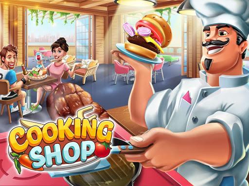 Cooking Shop : Chef Restaurant Cooking Games 2020 screenshots 1