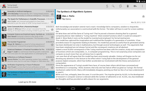 K-9 Mail  screenshots 3