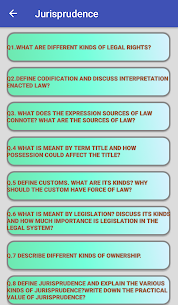 Law Notes (Basics of Law) 3