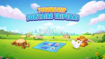 Township: Solitaire Tripeaks