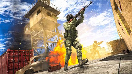 Modern Strike : Multiplayer FPS - Critical Action  screenshots 4