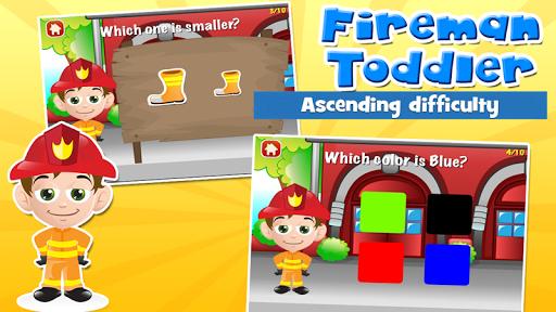 Fireman Toddler School Free 3.20 screenshots 2