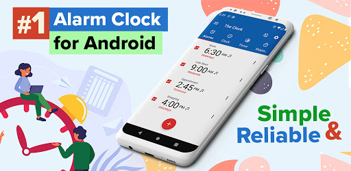 The Clock Alarm Clock Timer Stopwatch Free Apps On Google Play