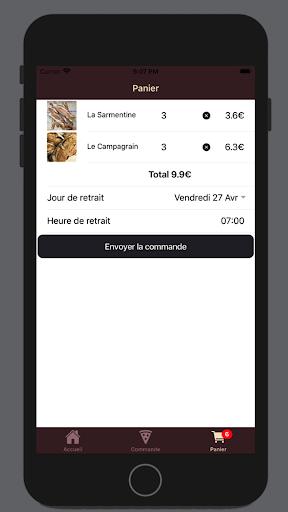 Boulangerie Pu00e2tisserie Payeur 1.4.0 screenshots 3