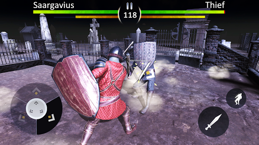Knights Fight 2: Honor & Glory apkpoly screenshots 5